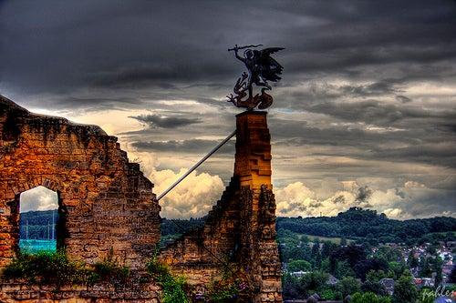 castillo valkengurg