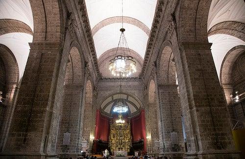 catedral de la ciudad de valladolid
