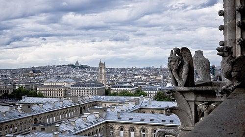 Cathédrale Notre Dame de Paris - Notre Dame Cathedral