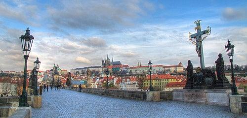 La Ciudad Vieja de Praga, uno de los centros históricos más bonitos de Europa