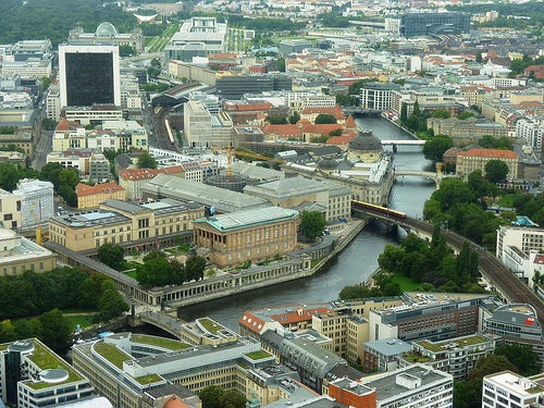 La isla de los Museos en Berlín, el conjunto museístico más importante del mundo