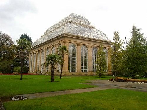 jardin botanico edimburgo