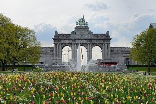 Un recorrido por los palacios de Bruselas
