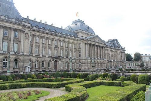 palacio real bruselas