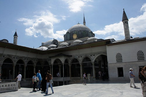 El palacio Topkapi, una joya arquitectónica en Estambul