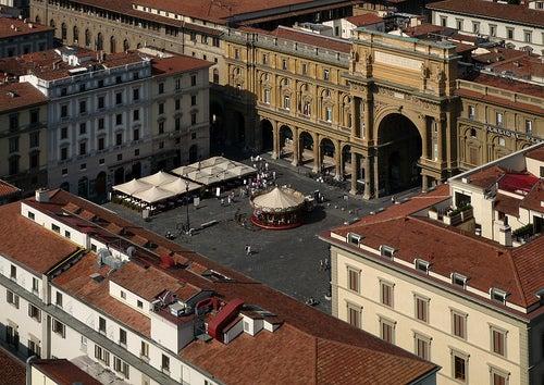 piazza de la republica florencia