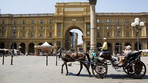 piazza della repubblica florencia