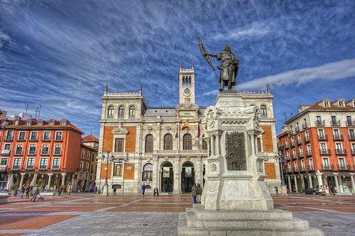 Haciendo turismo por la ciudad de Valladolid