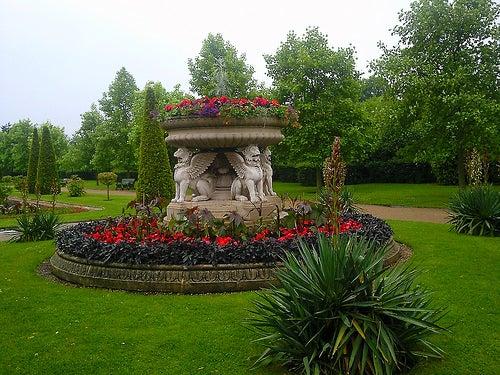 regents garden londres