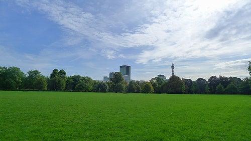 Un paseo al aire libre por los parques y jardines de Londres