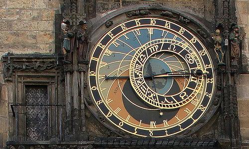 reloj astronomico ciudad vieja de praga