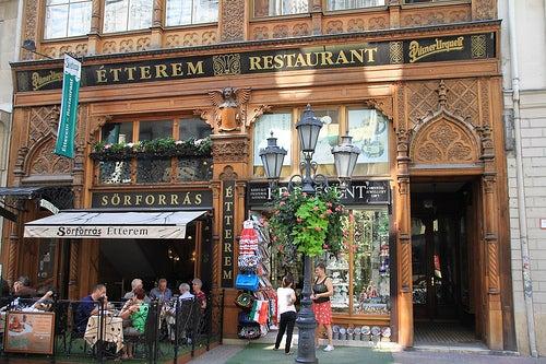 restaurante vaci utca