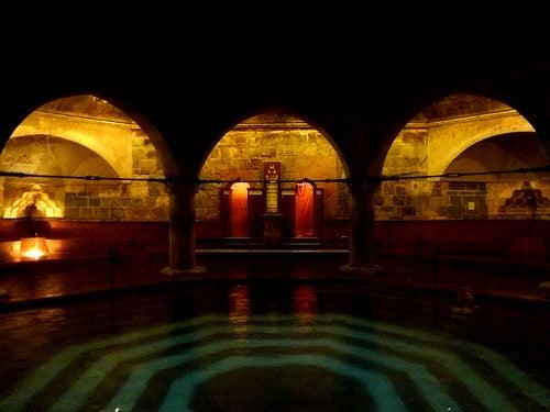 rudas baños turcos