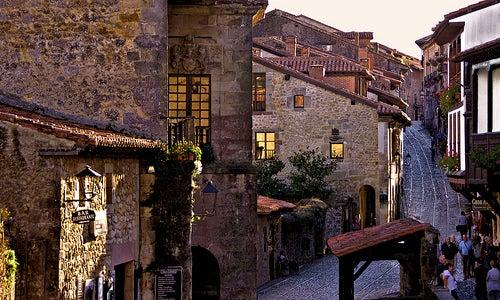 Santillana del Mar, uno los pueblos más bonitos de España