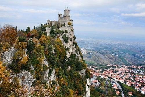 Hacer turismo en San Marino, un lugar que te va a sorprender