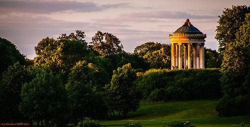 Los preciosos parques y jardines de Munich