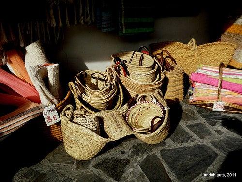 artesania alpujarreña