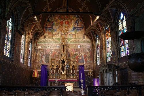 basilica de la santa sangre brujas