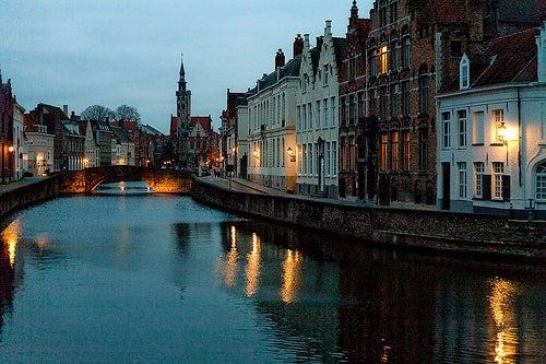 Brujas en Bélgica, la ciudad de los puentes