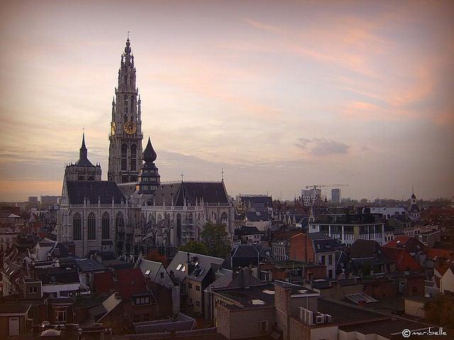 La ciudad de Amberes, la gran desconocida de Bélgica