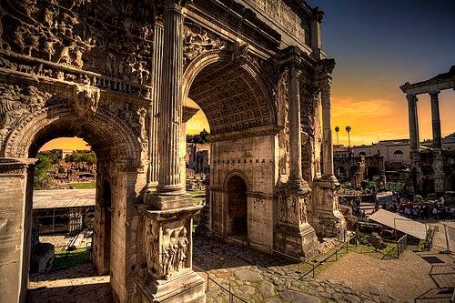 El Foro Romano, la grandeza de un Gran Imperio