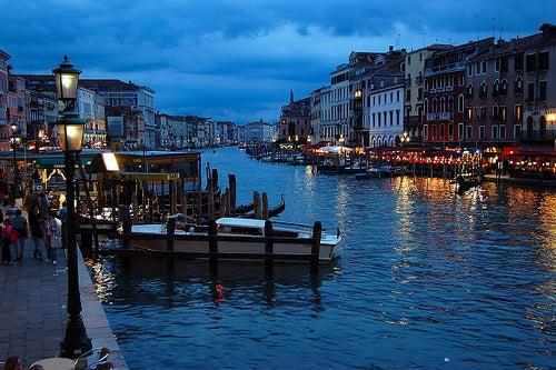 El Gran Canal de Venecia, uno de los más bonitos del mundo