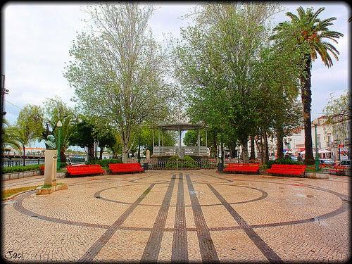 jardin tavira en portugal