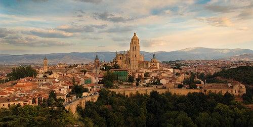 La ciudad de Segovia, mucho más que un acueducto