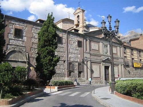 monasterio de las descalzas madrid