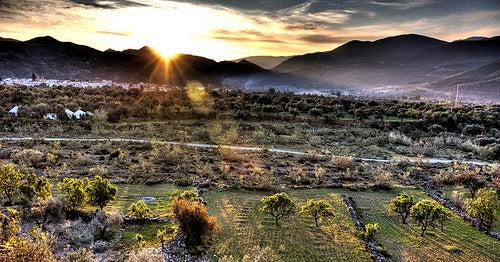 Órgiva en Granada, la Alpujarra en estado puro
