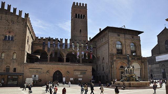 palacio re enzo bolonia