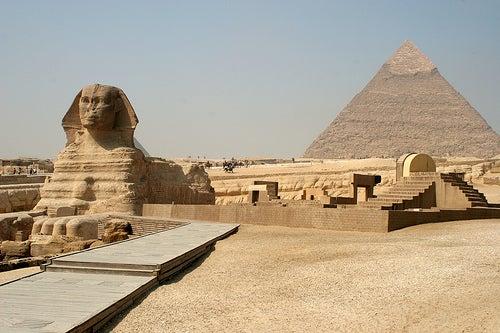 piramide guiza el cairo