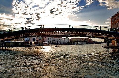 puente de la constitucion venecia