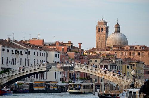 puente de los descalzos venecia