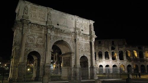 Un enigmático recorrido por la Roma Antigua