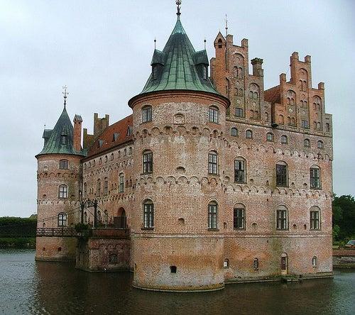 castillo de egeskov