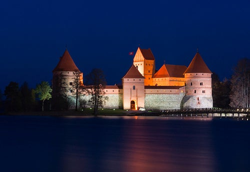 castillo de trakai 4