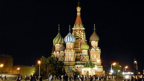 La Catedral de San Basilio de Moscú, el símbolo de Rusia