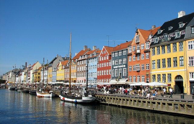 Una visita cultural por la ciudad de Copenhague