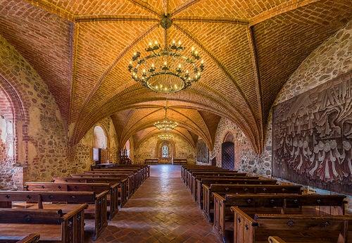iglesia castillo de trakai