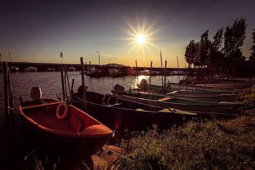 Los impresionantes lagos de Italia
