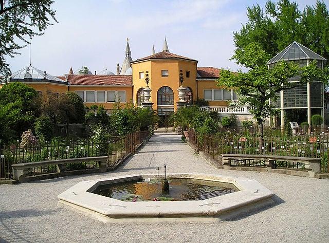 El Jardín Botánico de Padua, el más antiguo del mundo