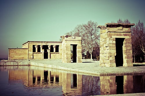 templo debod madrid 2