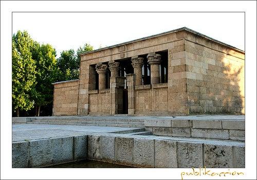 templo debod madrid 4