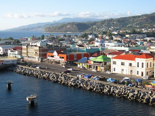 Dominica es naturaleza pura en el Caribe
