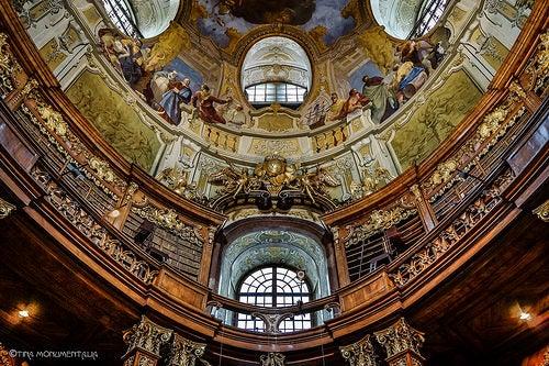 biblioteca de austria 3