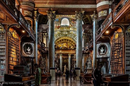 biblioteca de austria 4