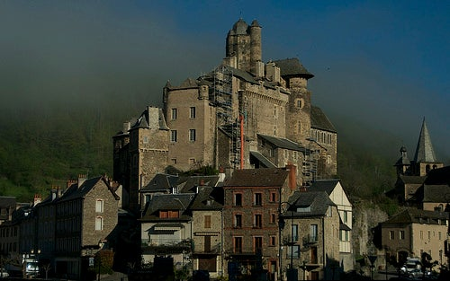 castillo estaing