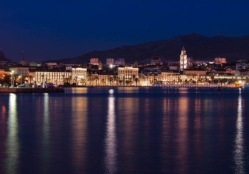 La ciudad de Split, una joya monumental en la costa de Croacia