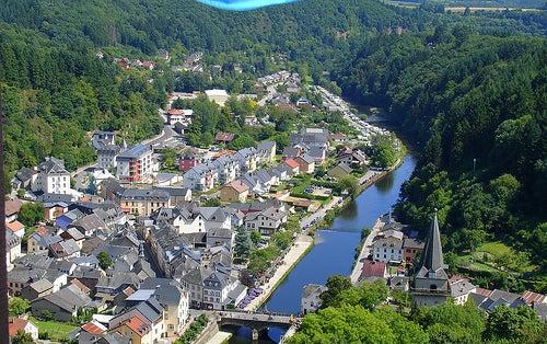 La ciudad de Vianden, el tesoro de Luxemburgo